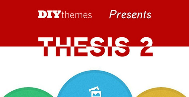Thesis Theme by DIY themes