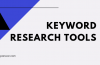 Best 6 Keyword Research Tools to Choose the Right SEO Keywords