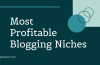 Most Profitable And Easy To Scale Top 10 Blogging Niches for 2020