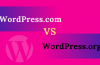 WordPress.com vs WordPress.org which one is better? Fully Explained!