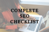 A Complete SEO Checklist: 25 Simple Steps Explained