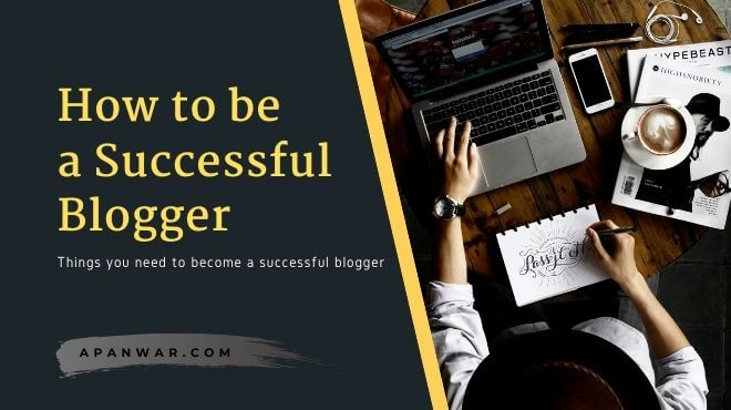 20+ Straight Methods to Become a Successful Blogger in 2021