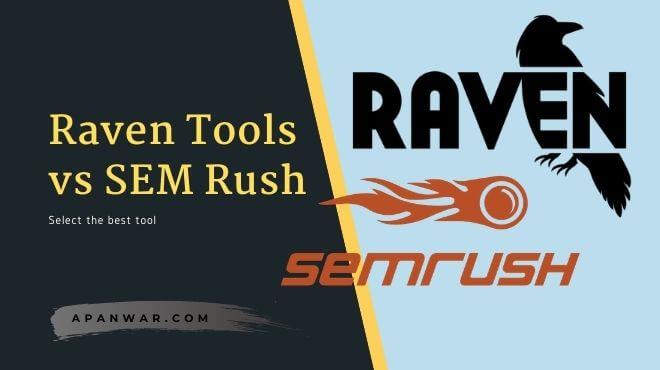 raven tools vs sem rush seo tools for internet marketing