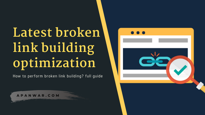 How to get benefit from broken links? Latest guide