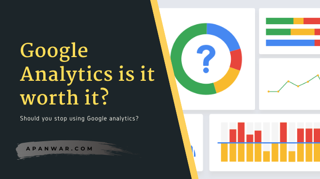 Should you avoid using google analytics to improve site speed?